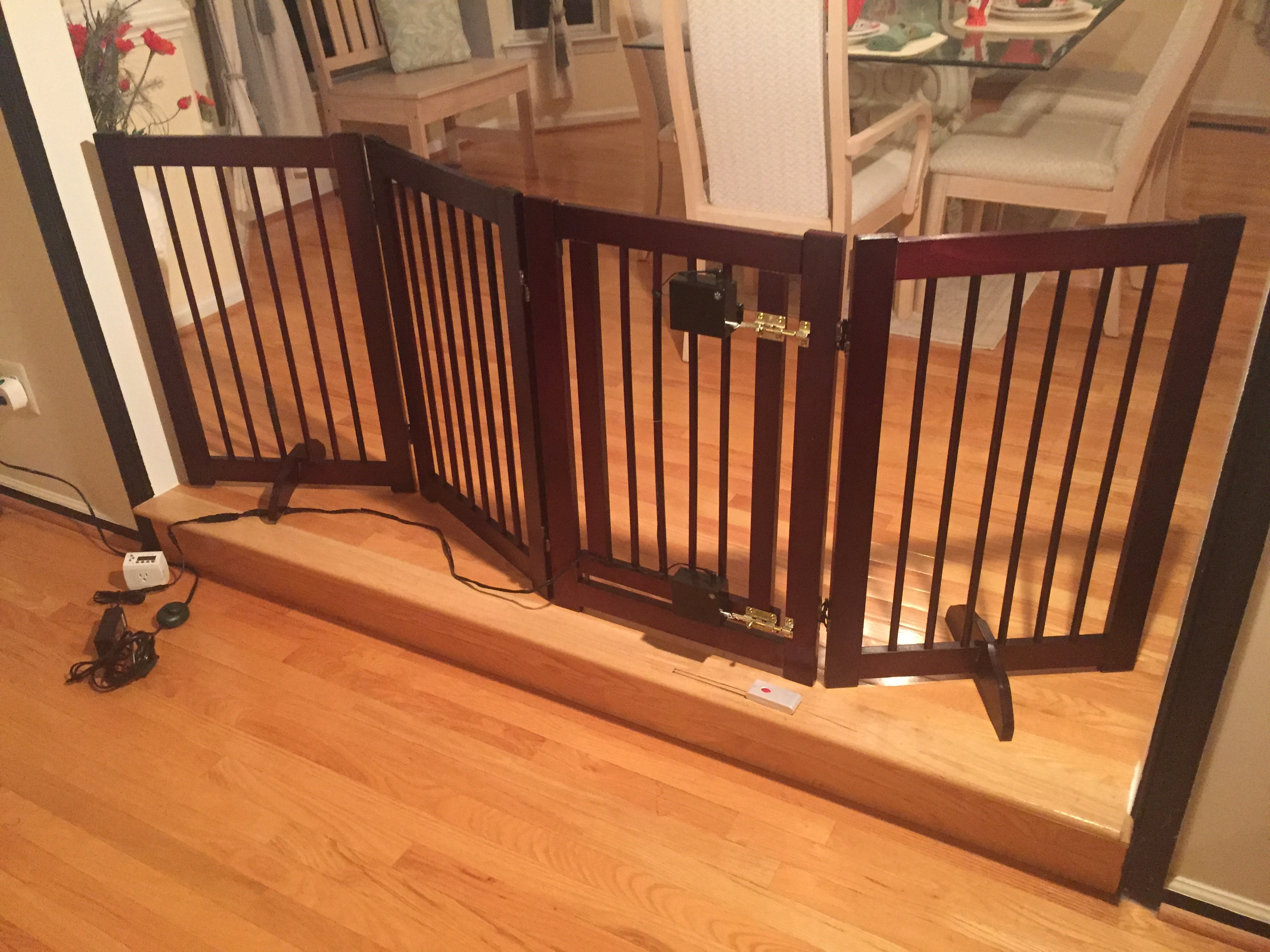 Easy Out Deluxe on Pet Barrier
